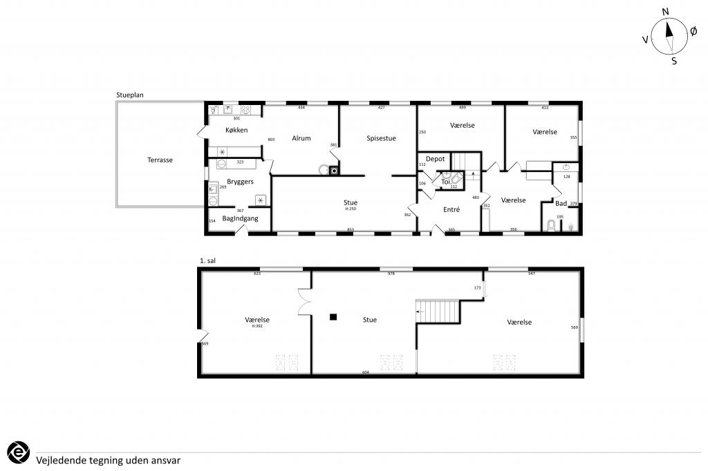 Boligprojekt med mulighed for 7 boligenheder - 198_62f66eff8192734c7474637c84384621