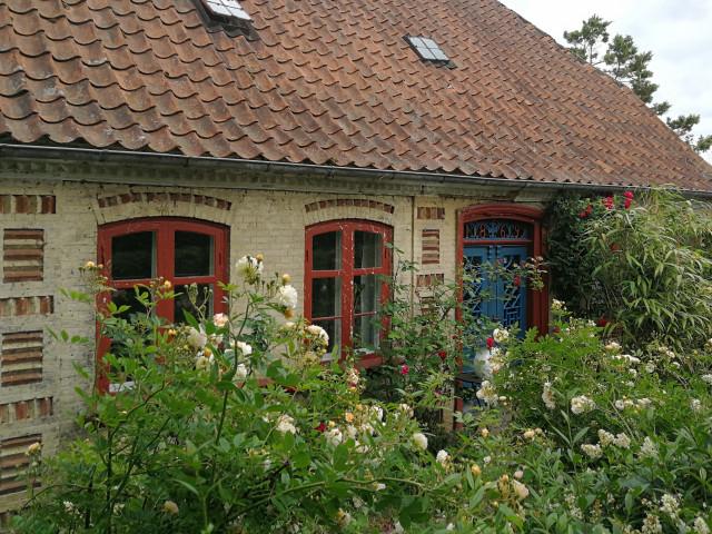 Andreaslyst I Bjert ved Kolding. Her har vi egen musikfestival og Danmarks største naturpark i baghaven - 1_438853ff98be39f1b861eb1318eb8297