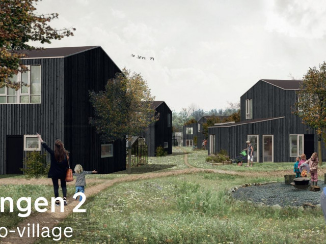 Rækkehuse til salg i bofællesskabet Skråningen 2 i Lejre - 2019-03_Endelig_visualisering_165b83543a5d2c4963ac9dad1433cf78
