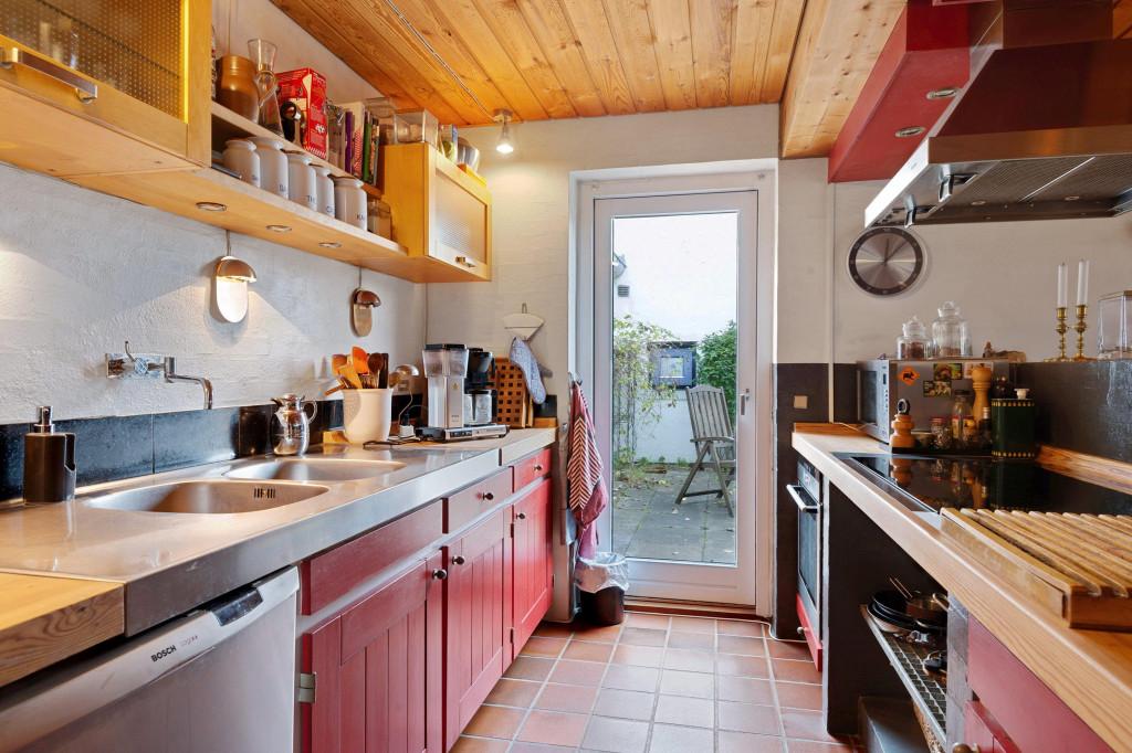 2 boliger i bofællesskab i Vinderslev ved Kjellerup   - 4_Liljevej_29_-_kokken_f414c2e20f5967cd4e828224af03b4a6