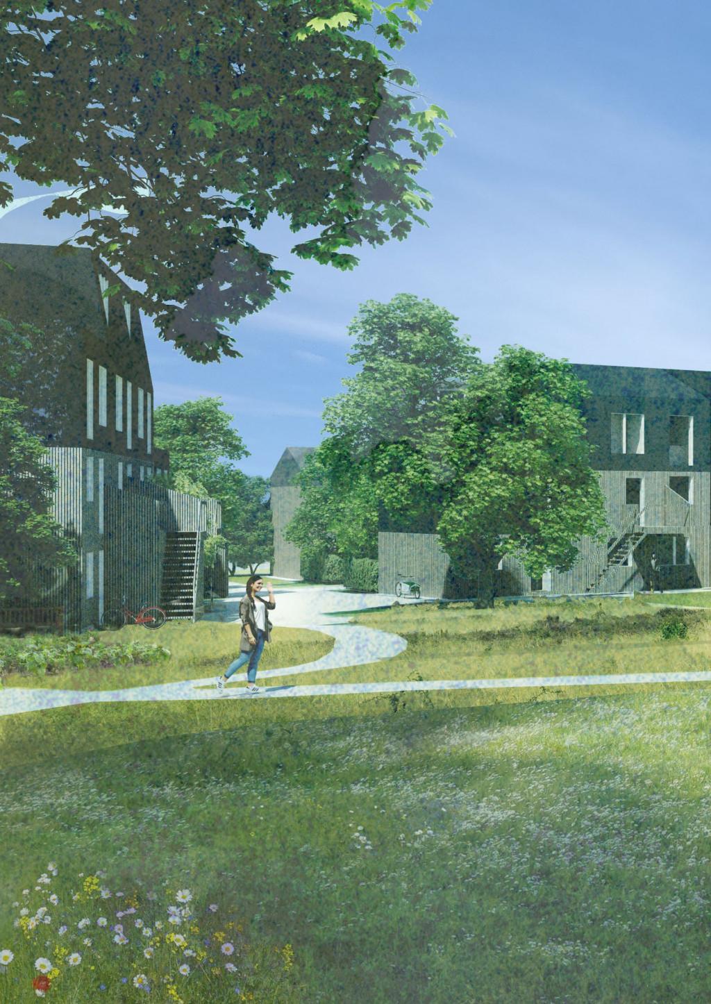 BÆREDYGTIGT BOFÆLLESSKAB I VINGE (Frederikssund) - B3_2_0c0d215f537f5621f53ac913a33bce80