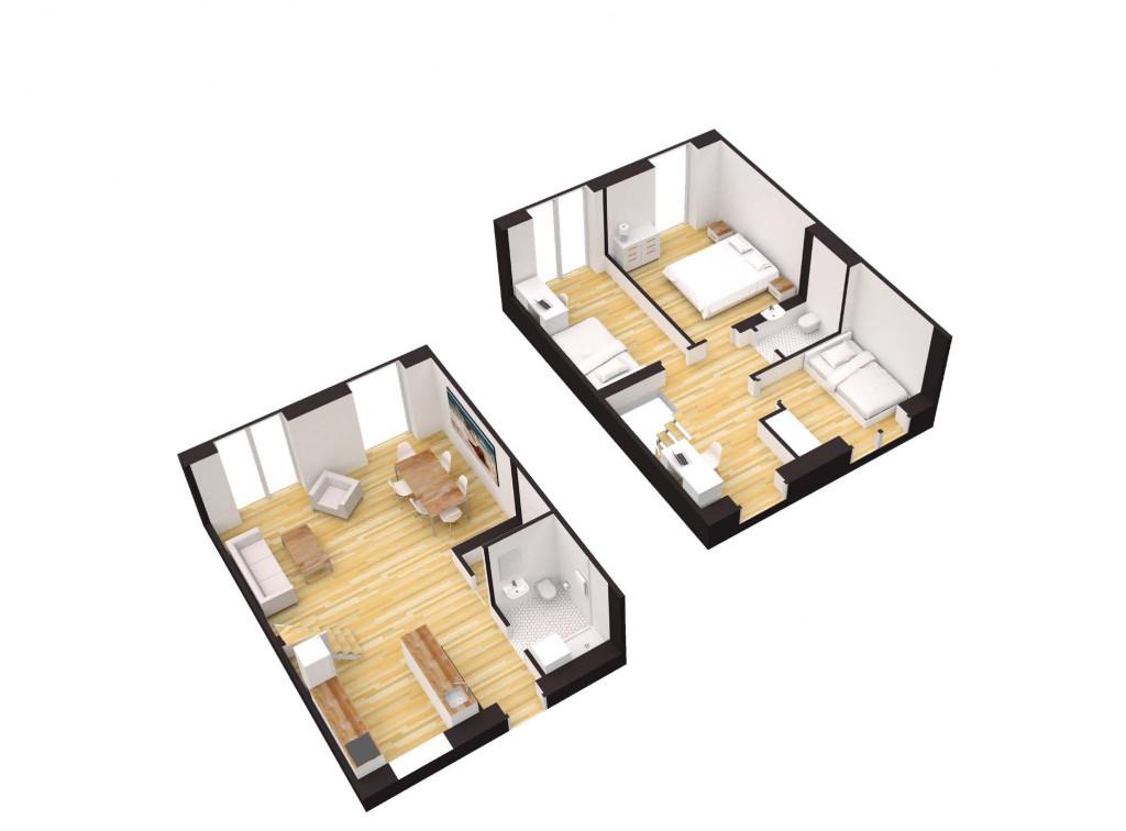 100 m2 bolig i nyt bofællesskab i Vinge - Boligtype_100m2_4v_Side_1_Billede_0001_002df032f885e74afccf6ae850573e59