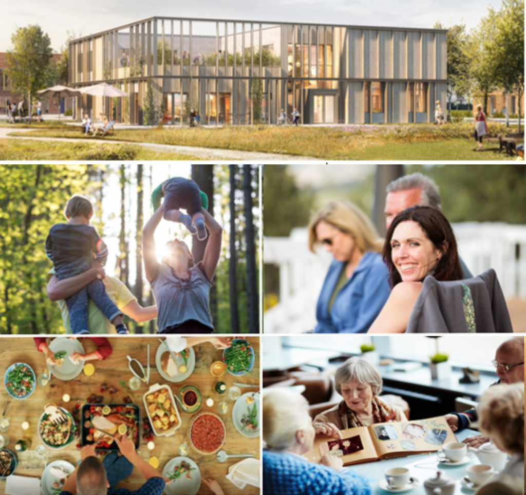 Moderne og bæredygtigt bofællesskab på tværs af generationer i Hedehusene  - Faellesskab_acc5a33743896d31211f320dd2ce0008