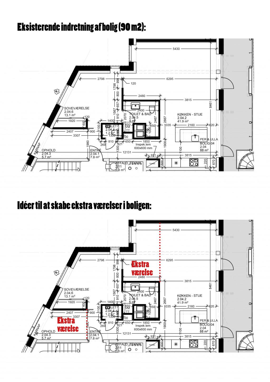 Lejlighed i Byfællesskabet, Odense C - Grundplan_lejlighed_0edbd5f9228bbf7dcd63eef2153b1247