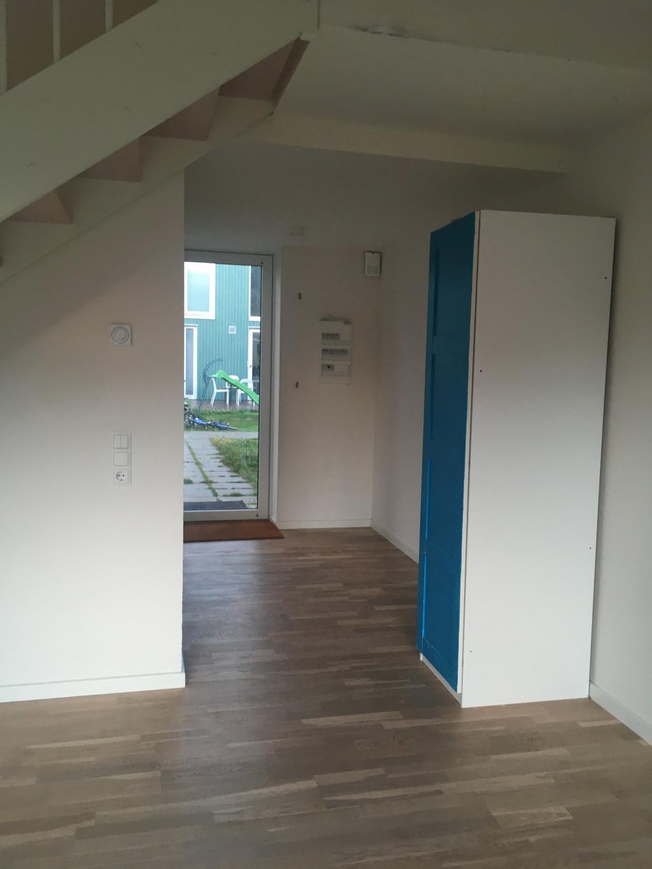Nybygget arkitekttegnet rækkehus i bæredygtigt bofællesskab. - IMG_2254_84d1d81e92262c0bac55b60676a0ceab