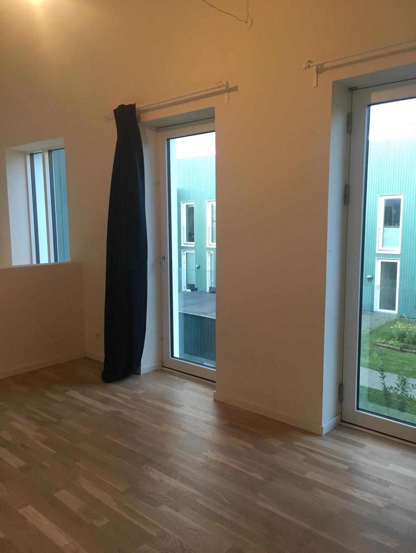Nybygget arkitekttegnet rækkehus i bæredygtigt bofællesskab. - IMG_2260_db5549675dfe6fa6cdb619afda83aa17