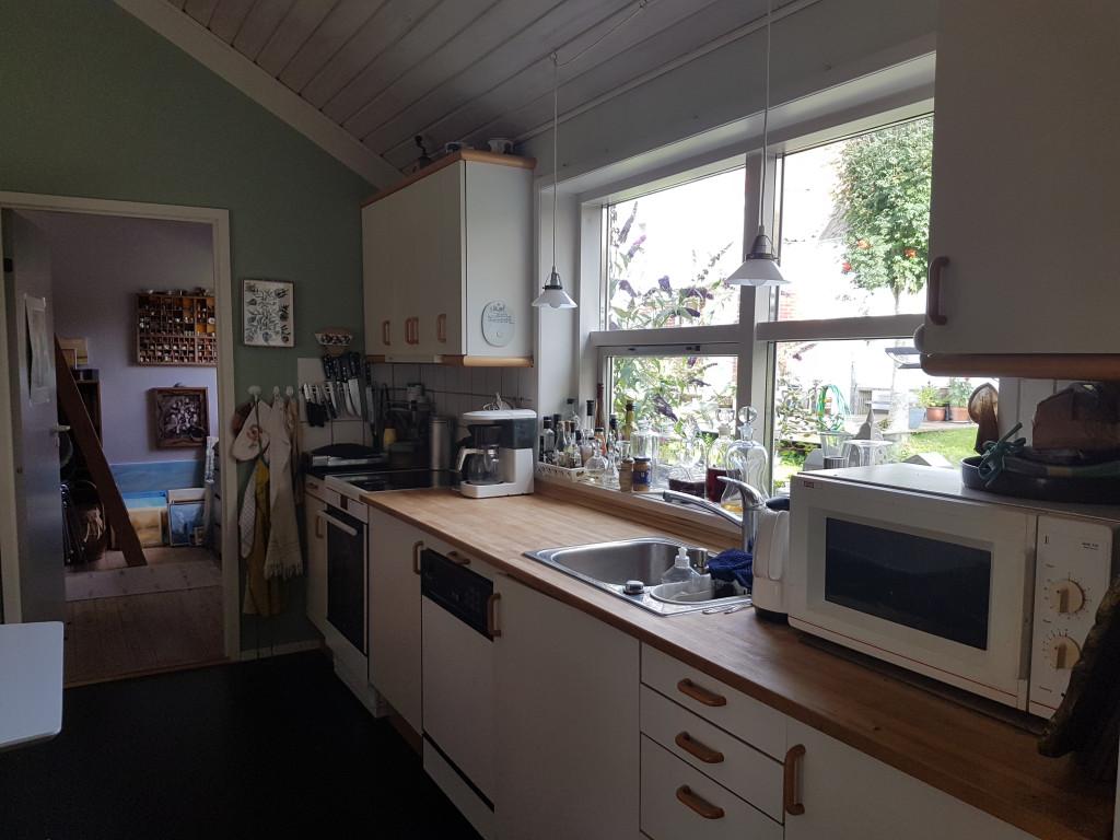 Bolig  på 107 m2 til salg i Bofællesskabet Agerland i Agtrup ved Bjert - Kokken_1_de1b58f666938057ce29b0814d03ed49