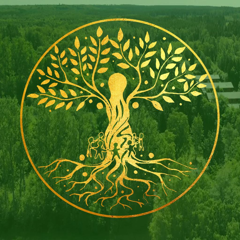 Friskoven - LogoGoldGreen_b6101f46ebc224d9d1172c1dc0be75a4