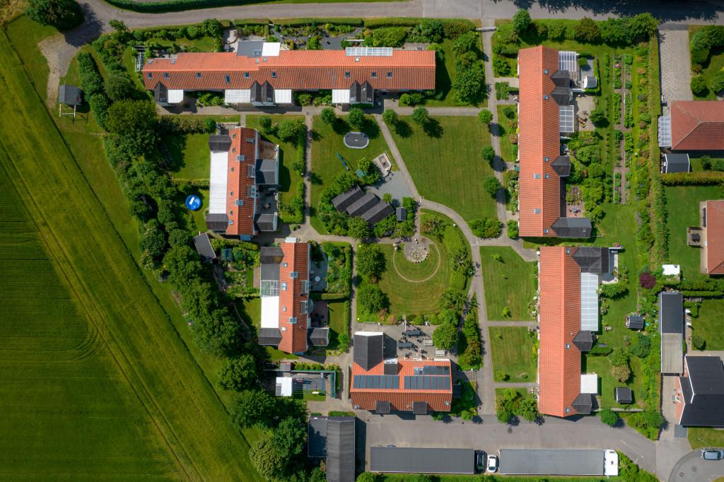 A/B Agerland - Luftfoto_lodret_ovenfra_dac17632b9c3bac38c68a66644d240d4