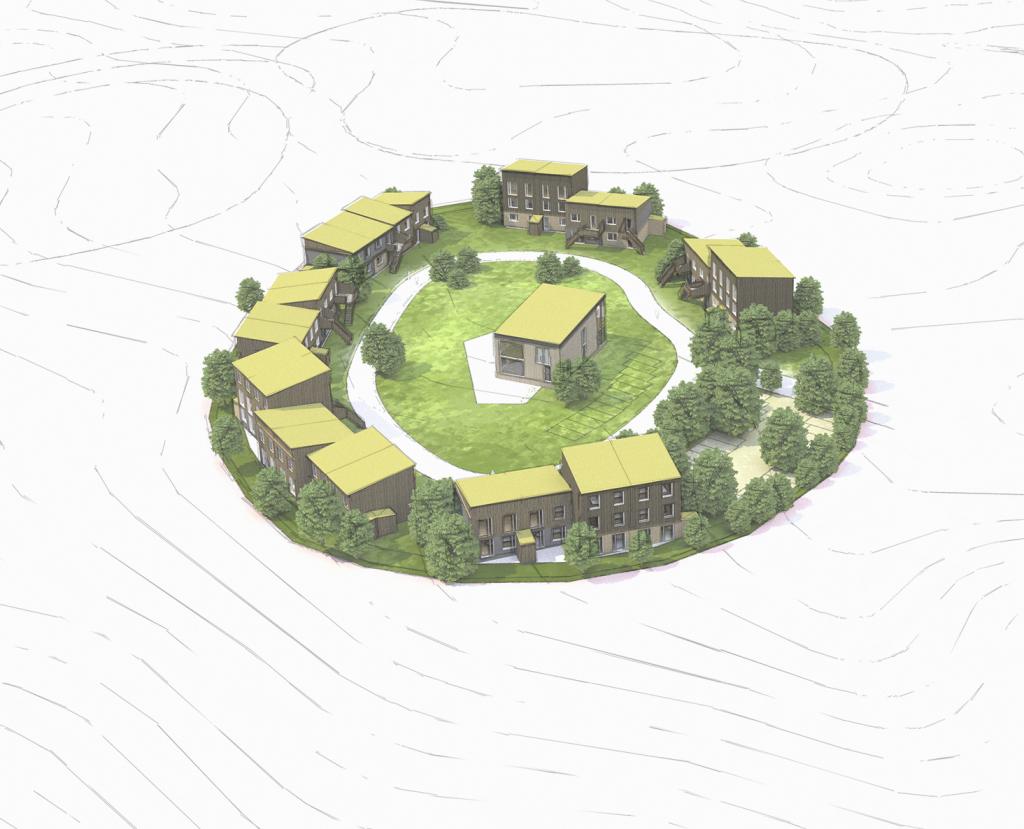 50 m2 bolig i nyt bofællesskab i Helsinge - Troldebakkerne_perspektiv_41ab568cef0c0e6cea6ca25153baca11