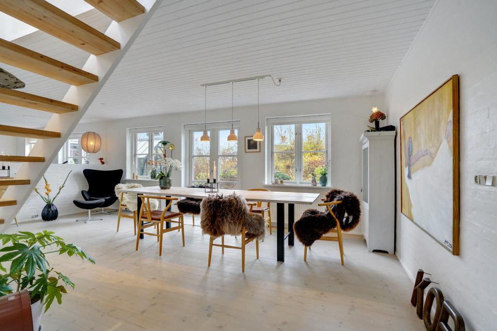 Stor  moderniseret villa i bofællesskab i  Bjert v.Kolding - alrum_mod_syd_a823cc08051fb7d2592ad86982b1f7a7