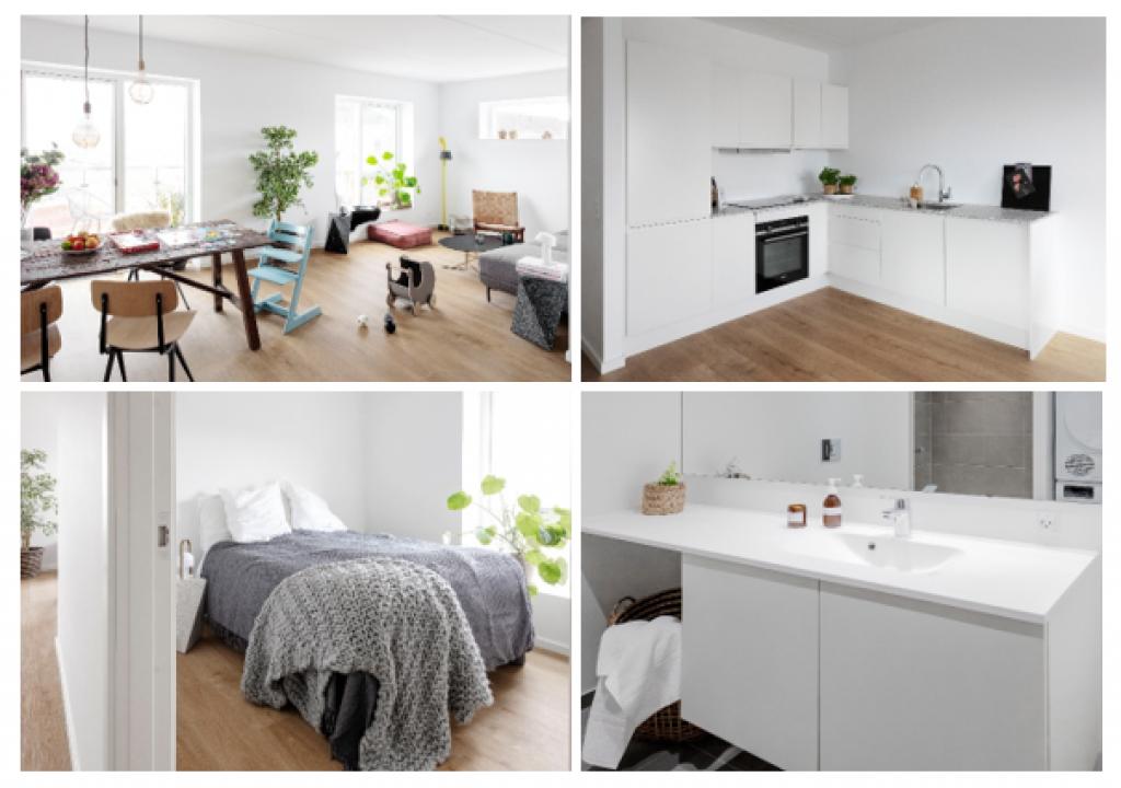 Moderne og bæredygtigt bofællesskab med vedligeholdelsesfrie boliger - boligvisning_punkthus_a9ae518c218834ecc137deeba74fc1ab