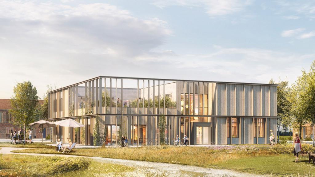 Vedligholdelsesfri bolig med adgang til attraktive fællesfaciliteter i Hedehusene - faelleshus_de0212f41ed8dea51a7fea58ec0af35f