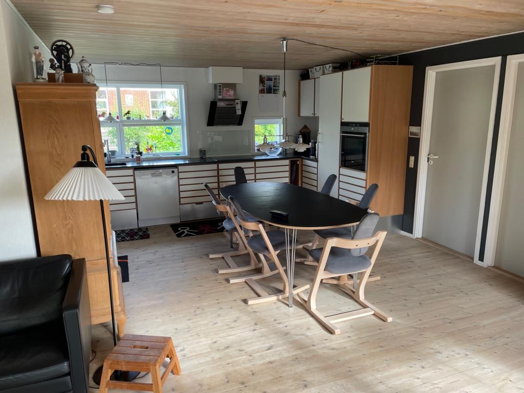 Bolig  på 100 m2 til salg i Bofællesskabet Agerland i Agtrup ved Bjert - kokken_1_ddbefcbc4ad2725e439be3ff3a7c2218