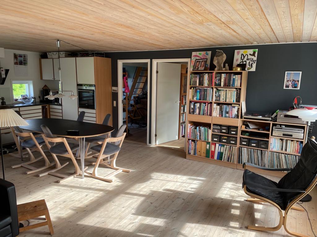 Bolig  på 100 m2 til salg i Bofællesskabet Agerland i Agtrup ved Bjert - kokken_3_f1311a2a60bf0c935d2de2f2edb8d29d