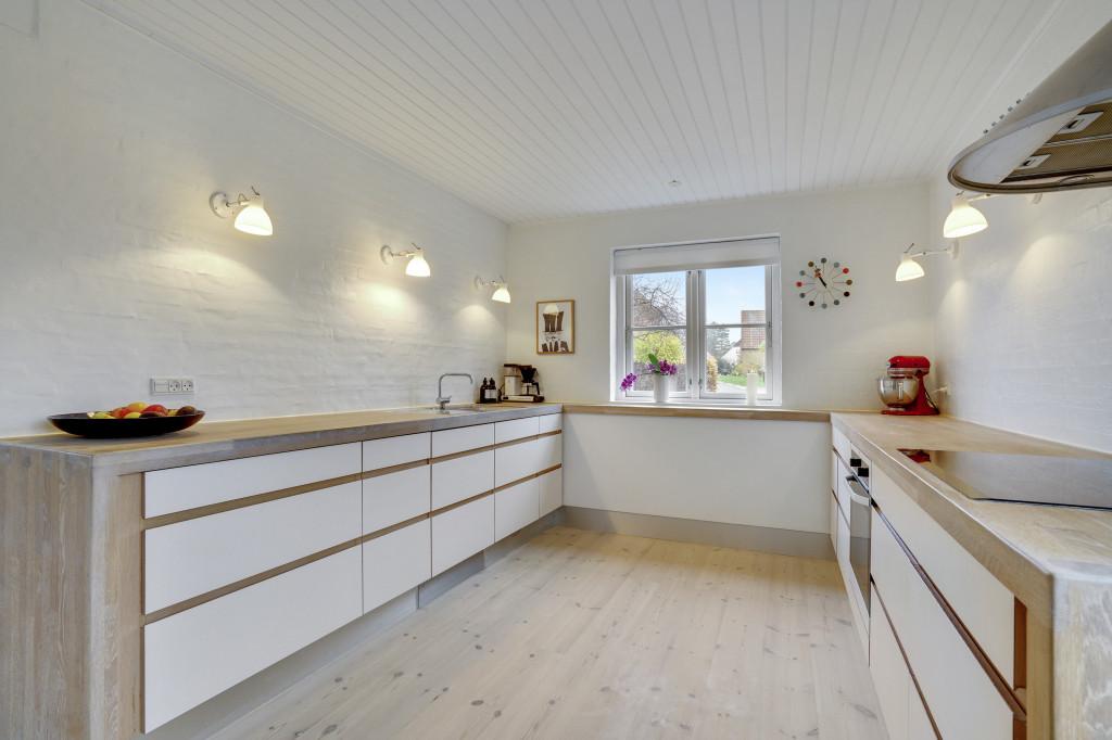 Stor  moderniseret villa i bofællesskab i  Bjert v.Kolding - kokken_a7e82065858246fac85539c5599e8fe2