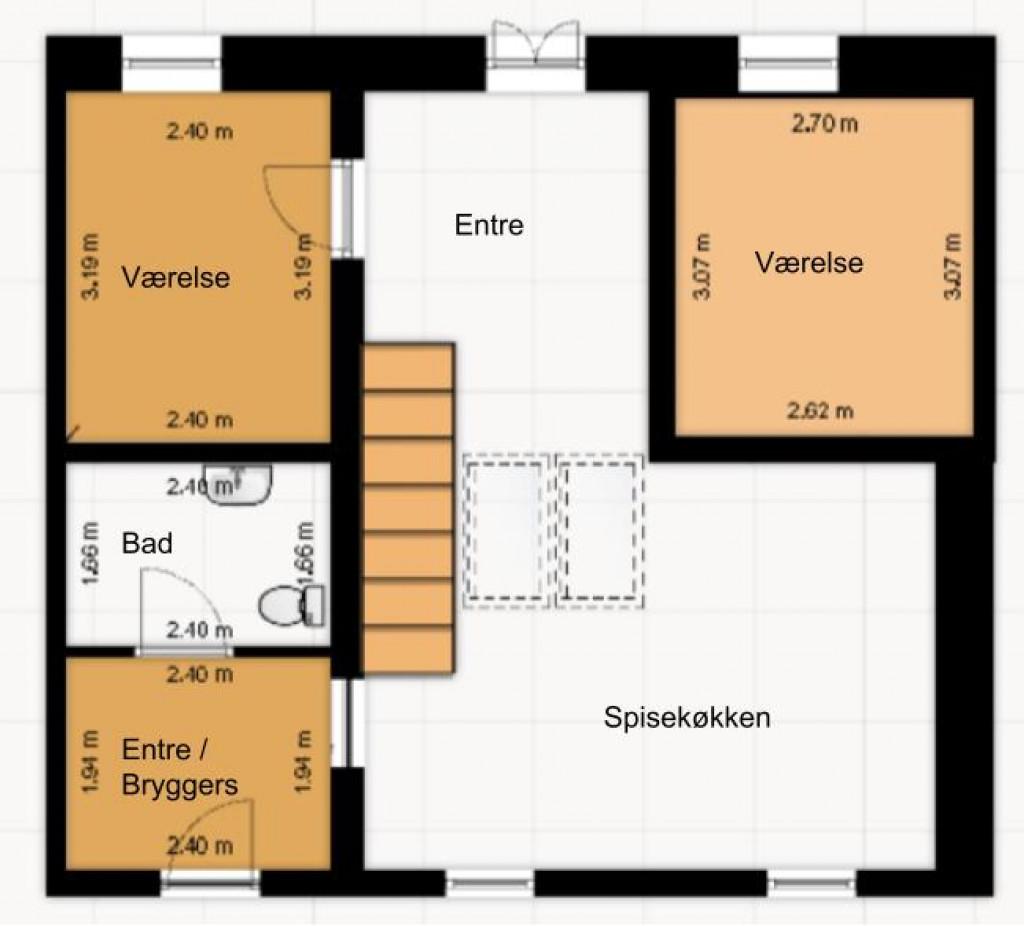 4-5 værelser i Roskildes bedste bofællesskab - plantegning_141a3ef09c9e41eb00fcfb97f124ac95